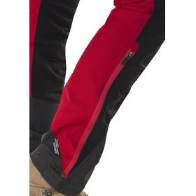 Lundhags Makke - Pantalon long Femme - rouge/noir